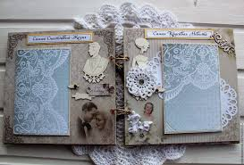 handmade photo album wedding album bordo shop online on livemaster with shipping