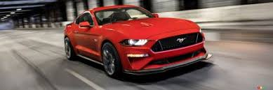 ford canada mustang 2018 ford mustang prices announced for canada car auto123