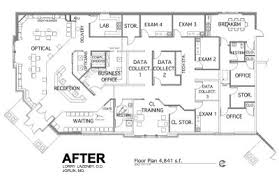 Floor Plan For Office Optometric Office Design Ideas Taking An Optical Floor Plan From