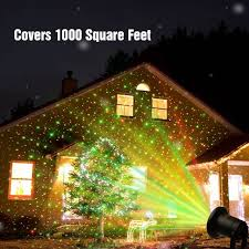 christmas decorations light show outdoor lawn light sky star laser spotlight light show landscape