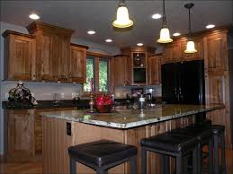 kitchen rustic cabinets kitchen colors with hickory cabinets