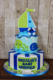 nautical baby shower cakes nautical baby shower cake