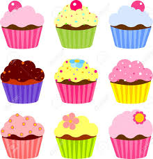 74 645 cupcake stock vector illustration and royalty free cupcake
