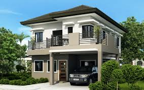 Two Storey House Design And Floor Plan Four Bedroom Two Storey House Design Amazing Architecture Magazine