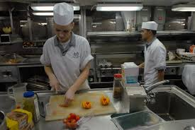 Cooks In The Kitchen by Stock Photography Image Of Navy Cooks Preparing Food For The Sailors