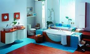 15 bold bathroom designs with unusual color scheme rilane