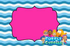 bubble guppies clipart 61
