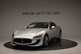 new maserati granturismo 2017 maserati granturismo sport stock w306 for sale near