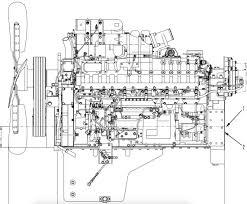 komatsu 140 series engines factory service u0026 shop manual quality