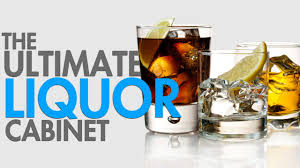 Liquor Cabinet Get The Ultimate Liquor Cabinet Youtube