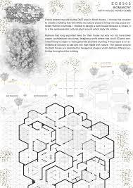 100 hexagon house floor plans rehan row house peter behrens