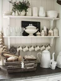 impressive country shelf ideas wall decor white home design