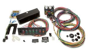21 circuit pro street chassis harness w switch paneldetails