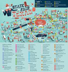 Dallas Tx Map Texas State Fair Dallas Tx U2013 Land Of Hev