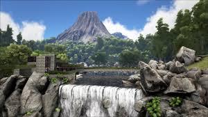 frank lloyd wright waterfall frank lloyd wright fallingwater recreated in ark survival