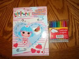 free sweet u0026 precious u0027 u0027 u0027 u0027lalaloopsy u0027 u0027 u0027 coloring book