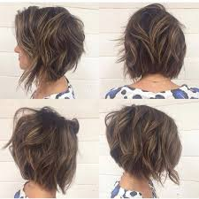 short haircuts to cut yourself a line bob pinteres
