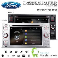 connect android to car stereo usb ford focus connect 7 inch android hd screen wifi gps