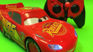cars 3 new toys infrared remote control lightning mcqueen moving