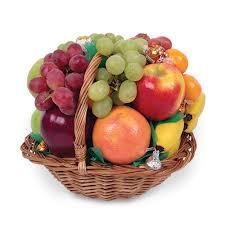 fruit basket small fruit gift basket shop online portland
