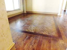 Hardwood Floor Border Design Ideas Herring Bone Rug Walnut Boarder Special Design Pinterest