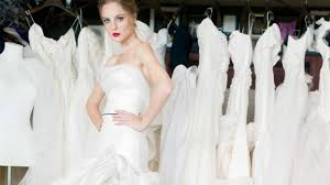 wedding gowns should be made by a designer who can be trusted say