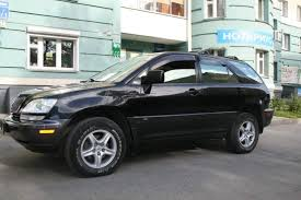 obsidian black color 2002 lexus rx 300 information and photos zombiedrive