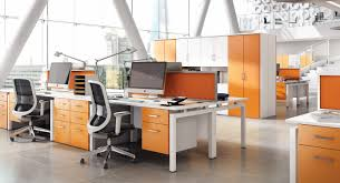 Crucial Steps To Moving Your Office To Miami I Orange Movers Miami - Miami office furniture