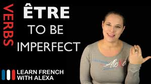être to be u2014 imperfect tense french verbs conjugated by learn