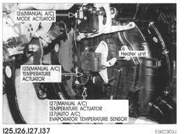 2003 hyundai elantra problems 2003 hyundai elantra heater mode or vent selector problem