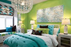 blue and green bedroom ideas olive green comfy sofa light brown