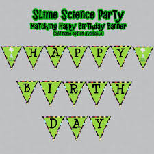 science theme printable party package mad scientist birthday