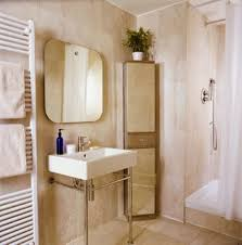 Bathroom Corner Storage Cabinets by Bathroom Corner Cabinet Cream