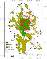 North America Forest Map by Remote Sensing Special Issue Remote Sensing Of Forest Health