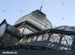 glass pavilion crystal palace glass pavilionthe most extraordinary stock photo
