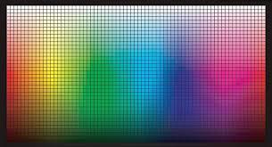 color spectrum puzzle clemens habicht for the 1000 colours puzzle on behance