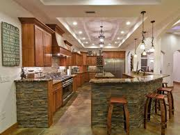 Kitchen With Stone Backsplash Kitchen By Kelly Hagglund Zillow Digs Zillow