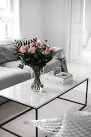 Cb2 Marble Coffee Table Smart Marble Top Coffee Table Cb2 With Regard To Living Room