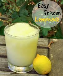 easy frozen lemonade 6 steps with pictures