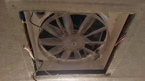Rv Bathroom Exhaust Fan by My Old Rv Ceiling Exhaust Fan Replacement