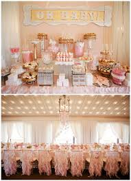 pink gold baby shower 15 baby shower girl themes pretty my party