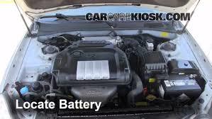 2005 hyundai elantra battery replacement battery replacement 2002 2005 hyundai sonata 2004 hyundai