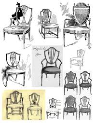 Ideas For Hepplewhite Furniture Design Mystery Of Design The Hepplewhite Shield Back Chair