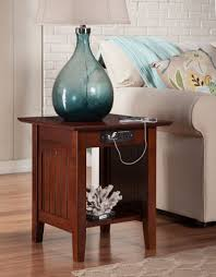 sofa table with charging station for your houseresistancesdefemmes