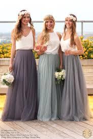 tulle skirt bridesmaid best 25 tulle skirt bridesmaid ideas on wedding skirt