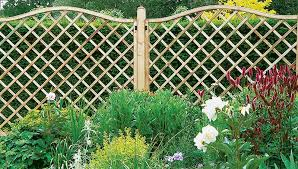 Rustic Trellis Panels Garden Fencing For Period Homes Period Living