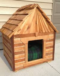 build your own cabin dog house for less repurposed building