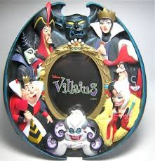 disney villains photo frame from our other collection disney