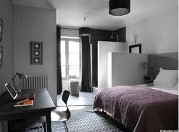 couleur de la chambre chambre adulte grise avec chambre couleur vieux idees et