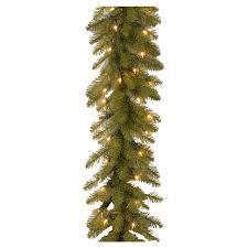 three posts fir pre lit garland reviews wayfair